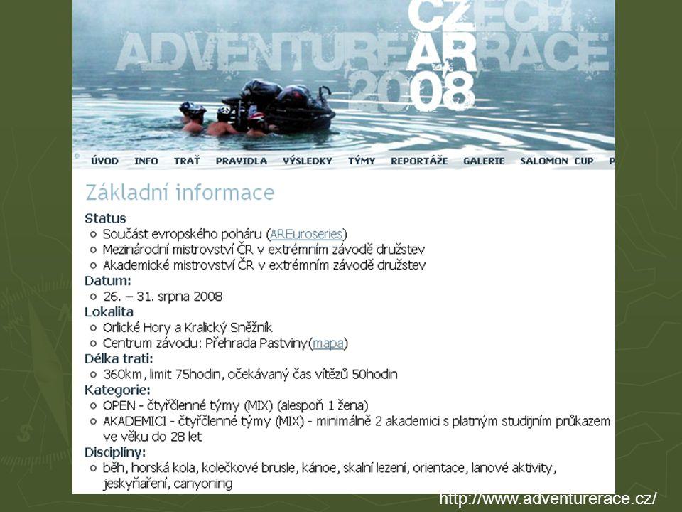 http://www.adventurerace.cz/