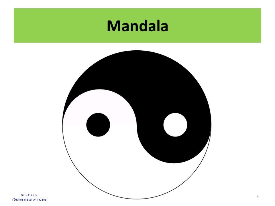 Mandala 3 © ECC s.r.o. Všechna práva vyhrazena