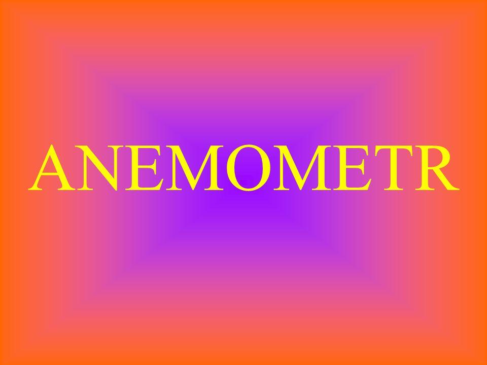 ANEMOMETR