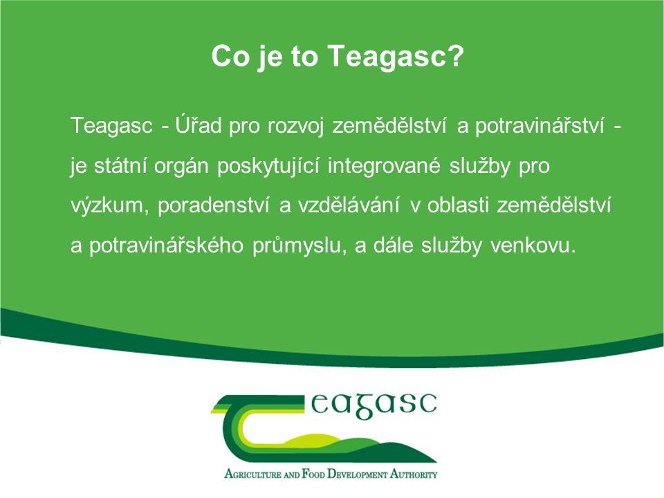 Co je to Teagasc.