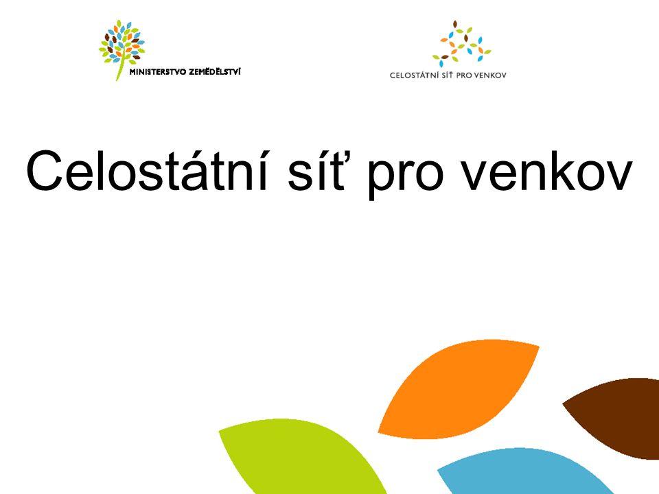 Zřizovatelem je Ministerstvo zemědělství ČR.Cílem je vytváření partnerství.