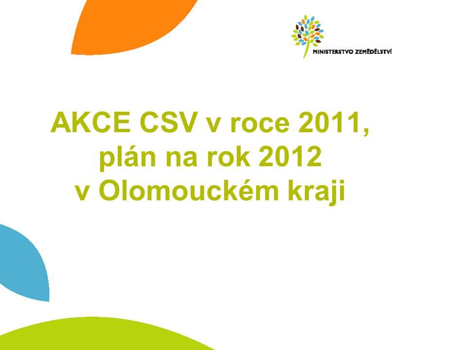 Dotace pro zemědělce V dubnu 2011 školení pro zemědělce okresu OL, PR, PV pro cca 450 zem.