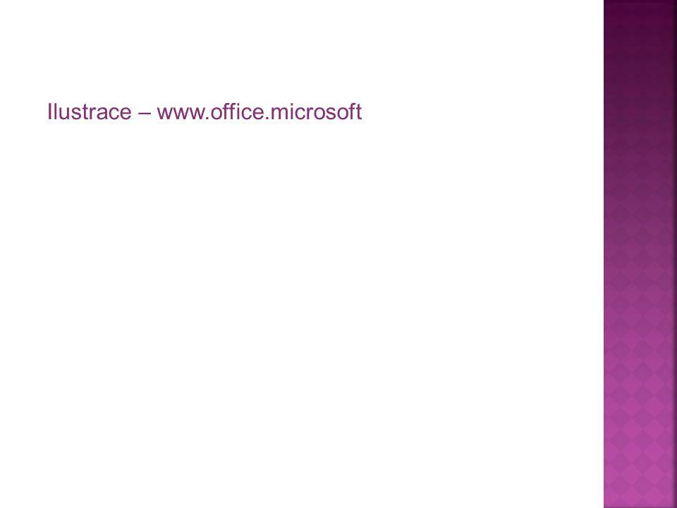 Ilustrace – www.office.microsoft