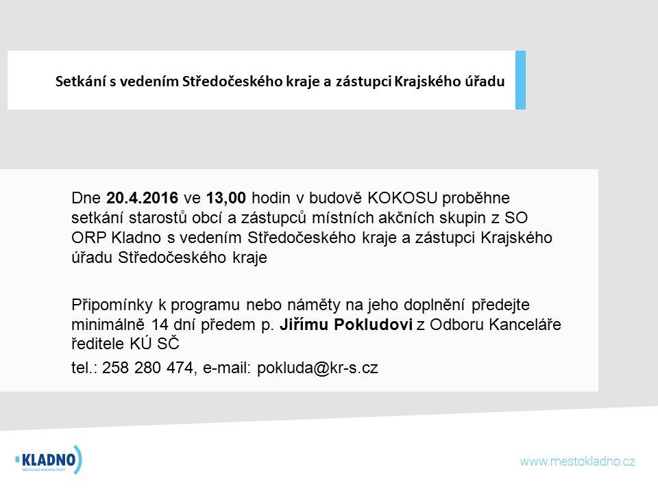 Program setkání obcí s vedením Středočeského kraje 1.Úvodní slovo hejtmana Středočeského kraje migrace, bezpečnost, prevence 2.