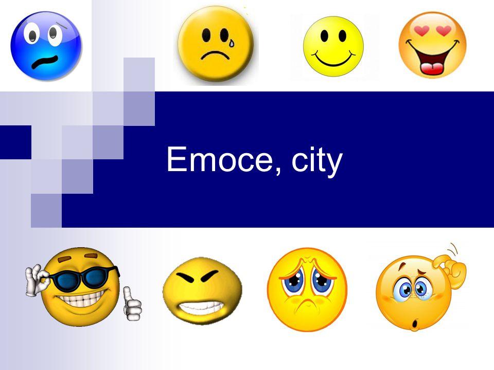 Emoce, city