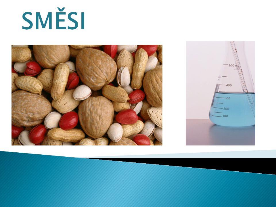 sůl kamenná kyslík stříbro Chemická látka – vyznačuje se stálým složením, charakteristickými vlastnostmi zlato cukr destilovaná voda