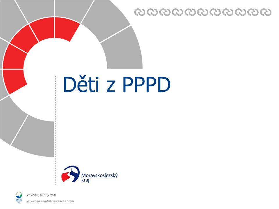 Zavedli jsme systém environmentálního řízení a auditu Děti z PPPD