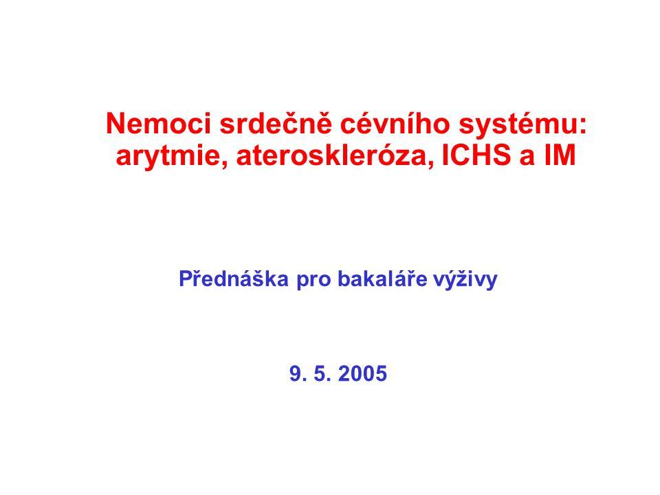 Systém srdeční automacie Převodní systém normálního srdce