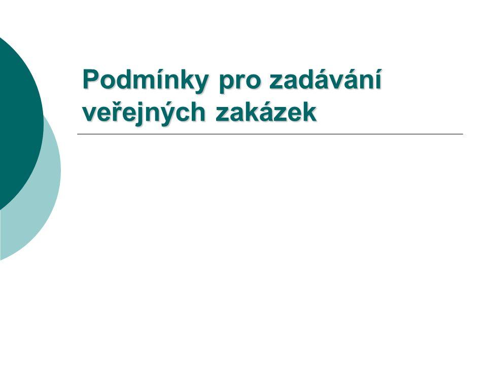 Zakázky malého rozsahu jsou v IOP odstupňovány do tří kategorií, viz článek 13 Závazných postupů:  zakázky malého rozsahu 2.