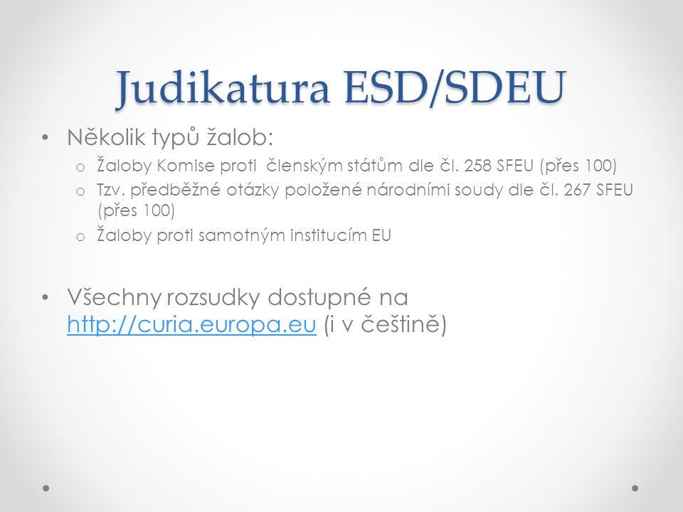 Základní zásady Zásada transparentnosti, zákazu diskriminace a proporcionality (čl.
