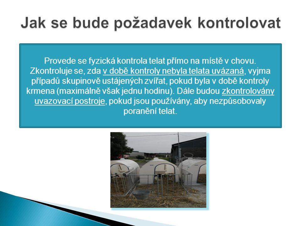 Legislativa EU  článek 4 příloha I odst.15 směrnice Rady 2008/119/ES Legislativa ČR  § 2 odst.