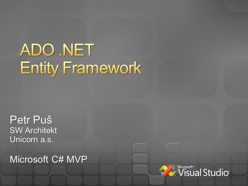 Petr Puš SW Architekt Unicorn a.s. Microsoft C# MVP