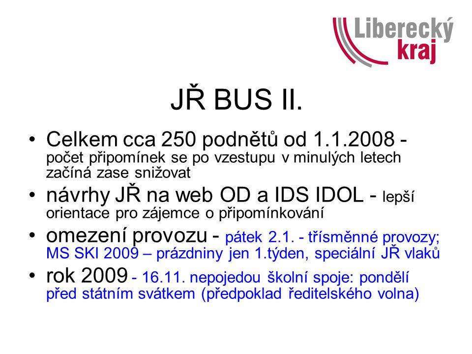 JŘ BUS II.
