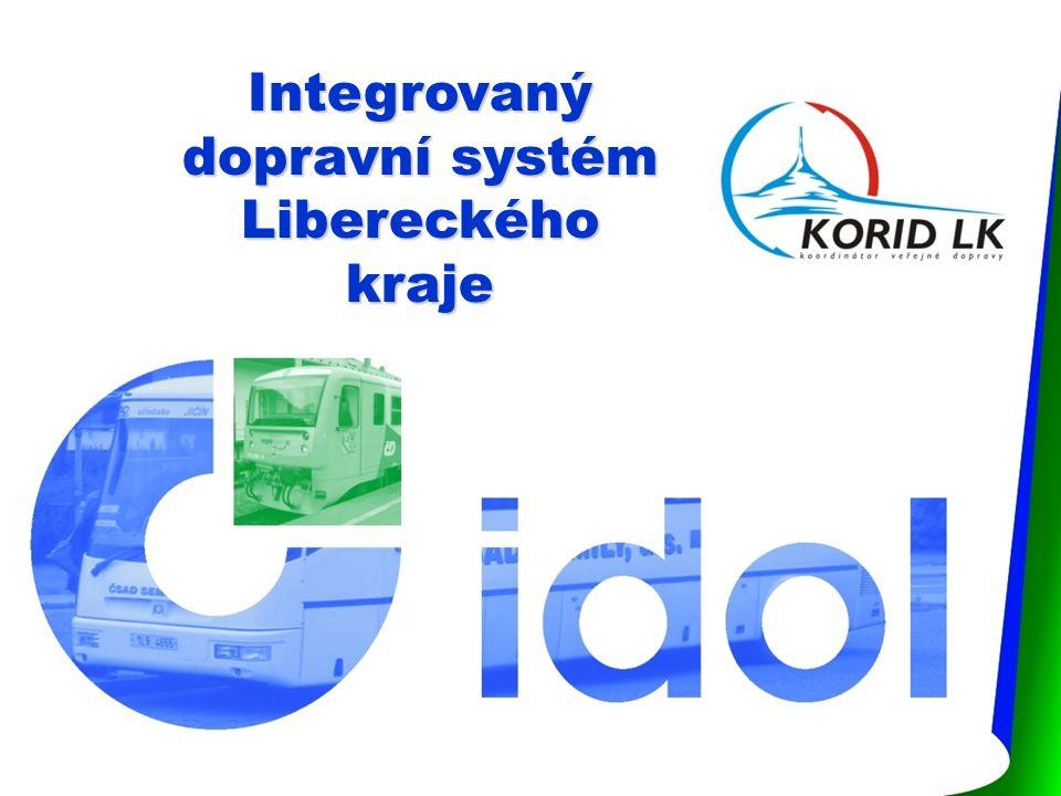 Integrovaný dopravní systém Libereckého kraje