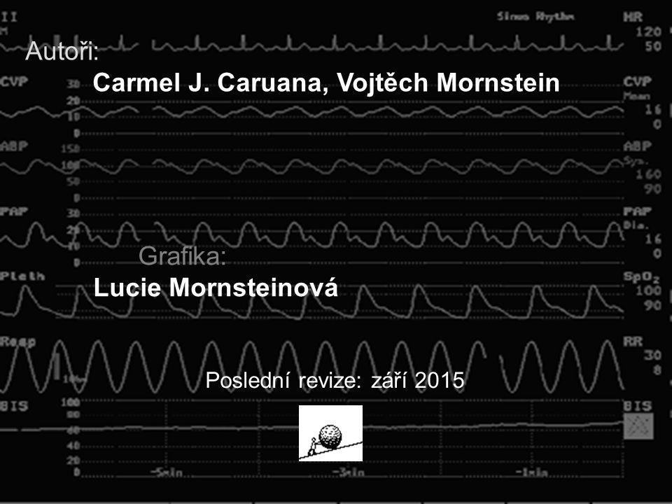 Grafika: Lucie Mornsteinová Poslední revize: září 2015 Autoři: Carmel J. Caruana, Vojtěch Mornstein