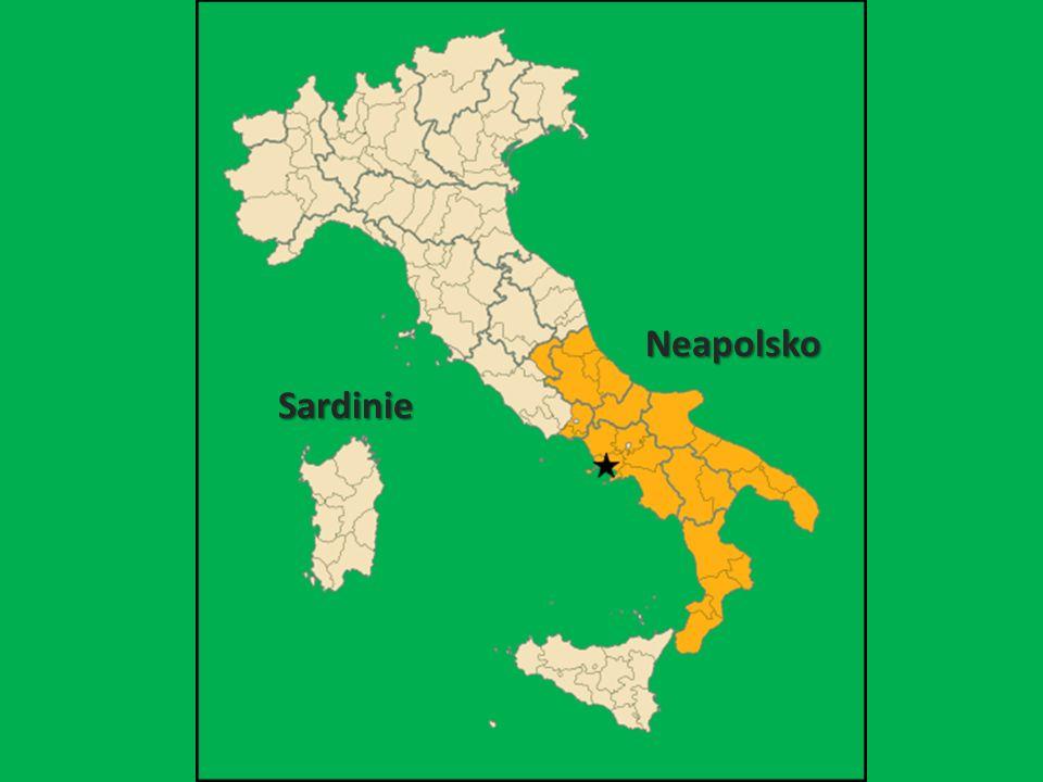 Sardinie Neapolsko