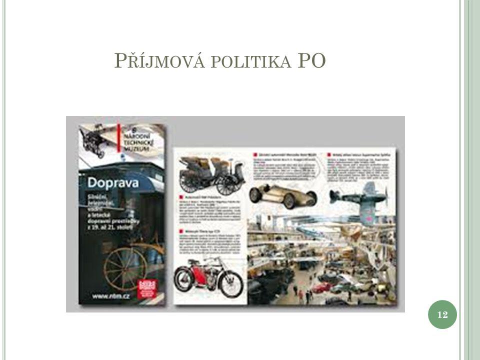 P ŘÍJMOVÁ POLITIKA PO 12