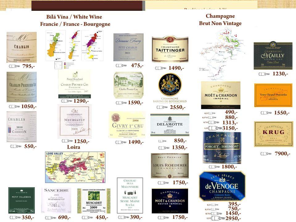 Podává informaci o původu, kvalitě a zvláštnostech vína.