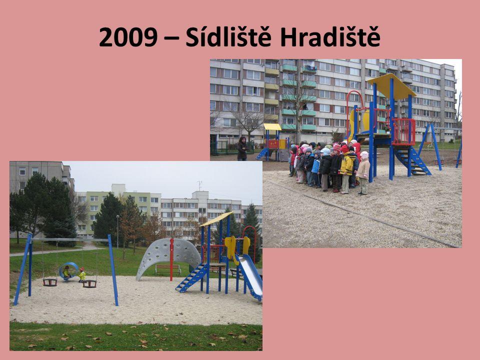 2009 – Sídliště Hradiště