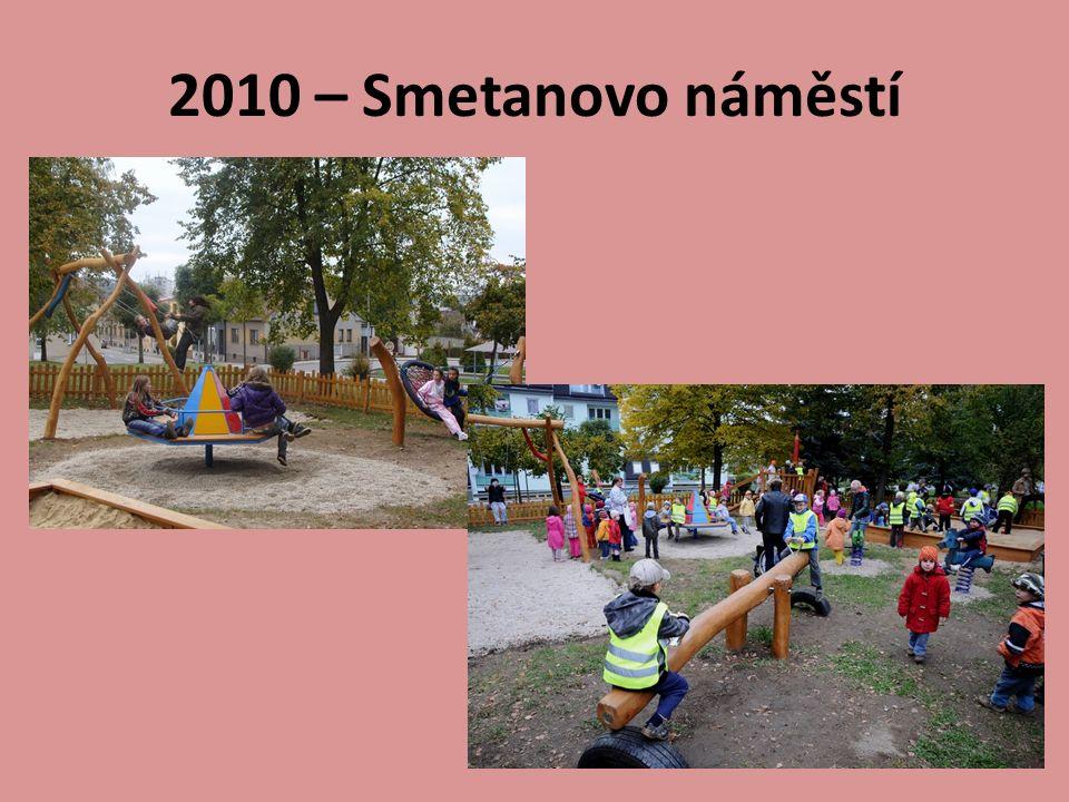 2010 – Smetanovo náměstí