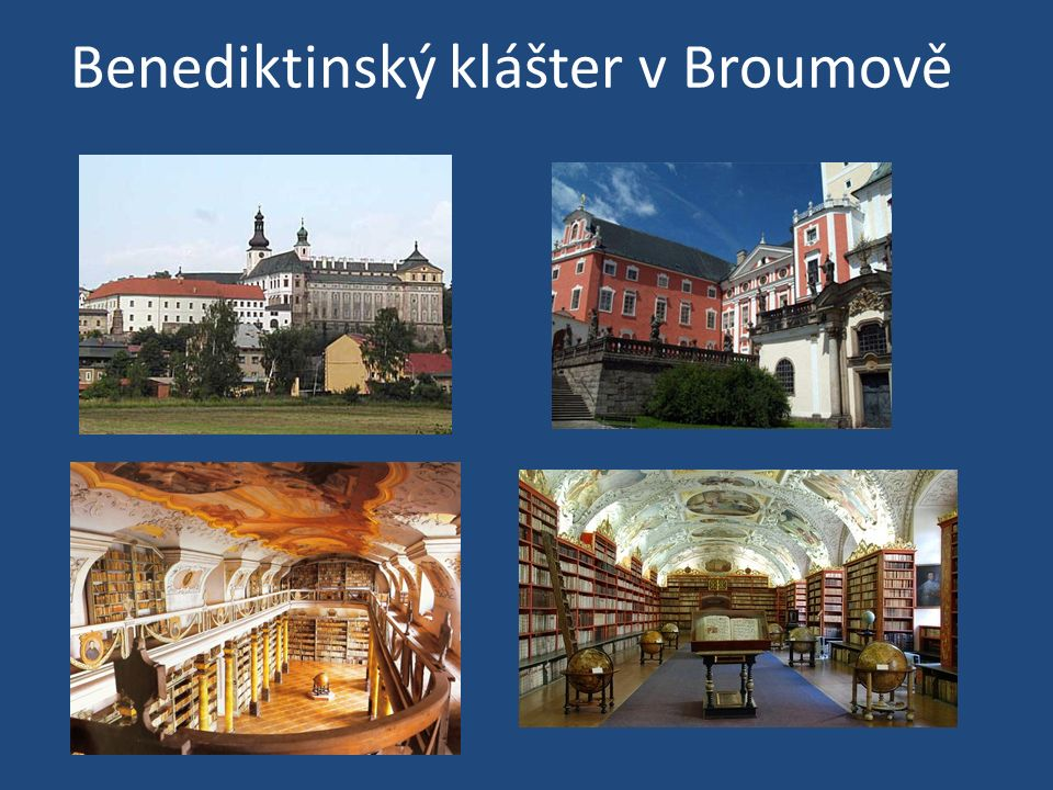 Benediktinský klášter v Broumově