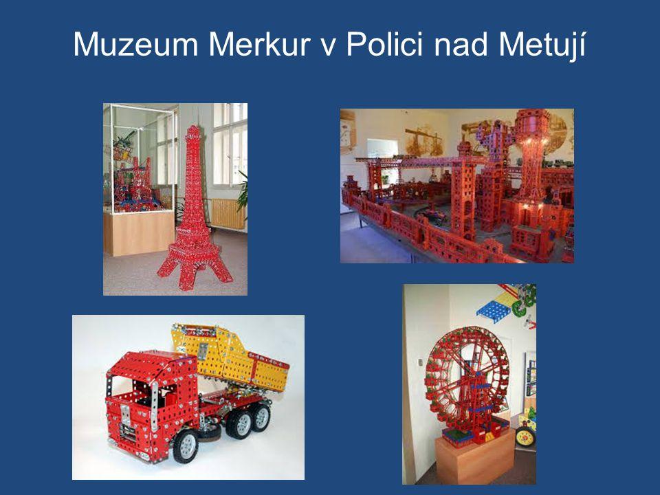 Muzeum Merkur v Polici nad Metují