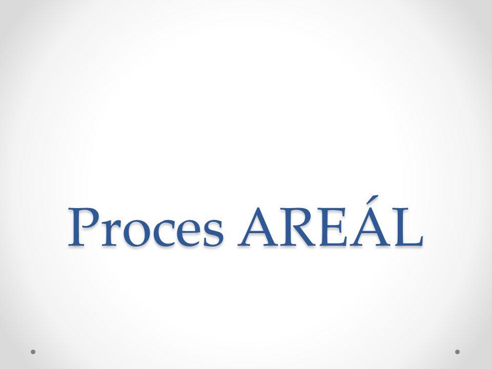 Proces AREÁL