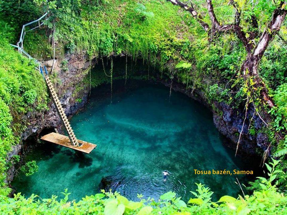 Tosua bazén, Samoa