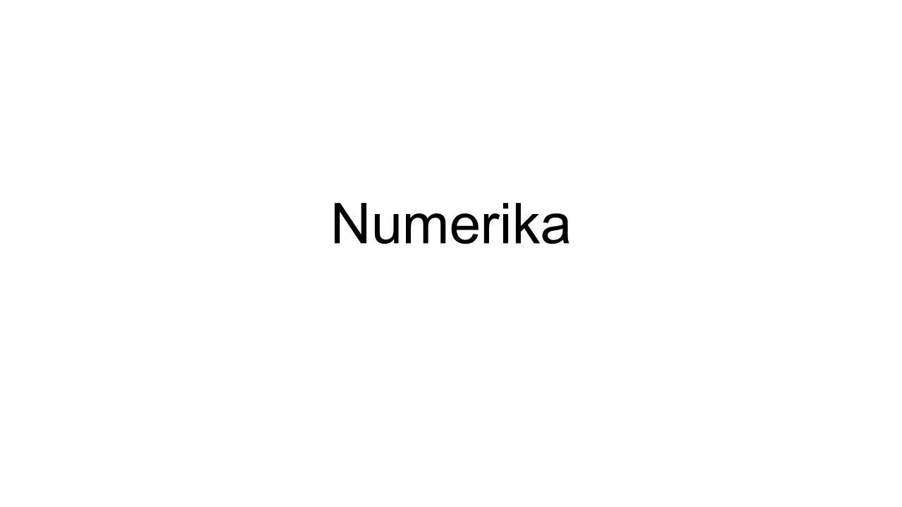 Numerika
