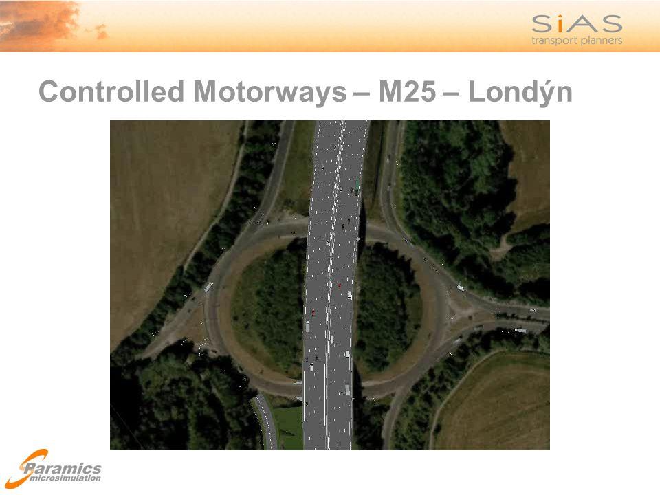 Controlled Motorways – M25 – Londýn