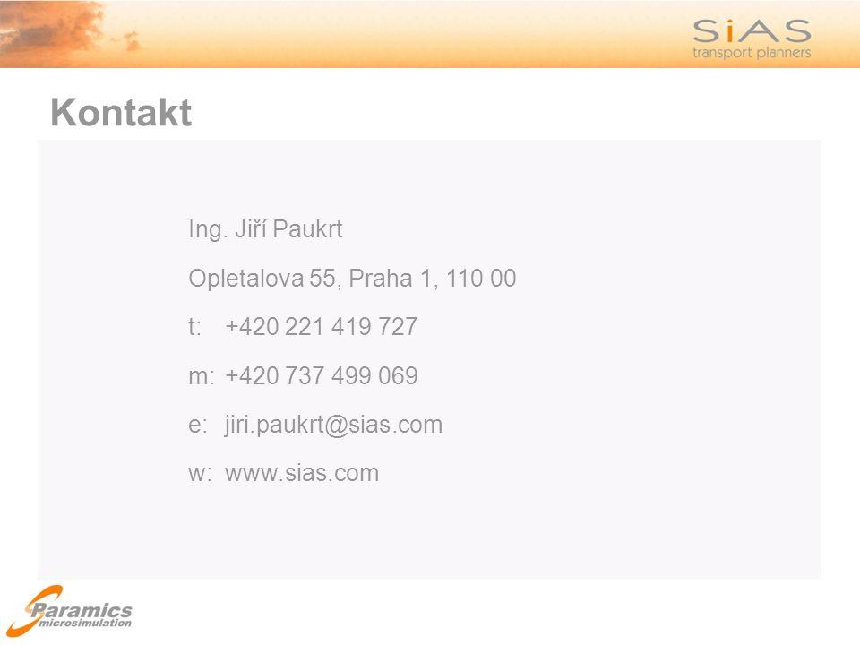 Ing. Jiří Paukrt Opletalova 55, Praha 1, 110 00 t: +420 221 419 727 m:+420 737 499 069 e: jiri.paukrt@sias.com w: www.sias.com Kontakt