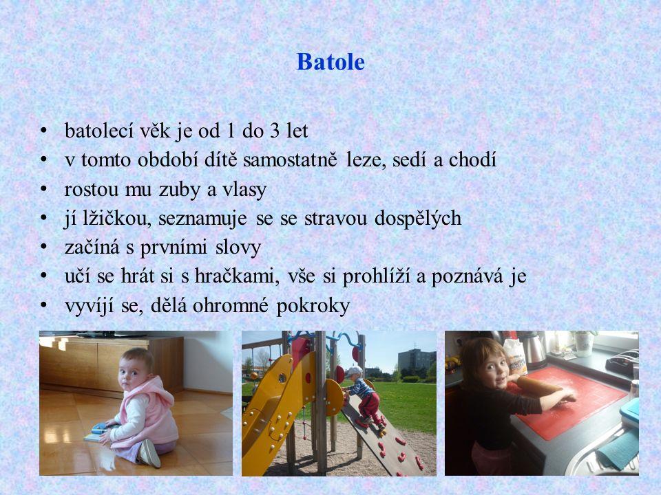 Kojenec období od 29. dne do 1 roku dítě pije mateřské mléko, nebo umělé z kojenecké lahve, později (od 6. měsíce) příkrmy dítě postupně otáčí hlavičk