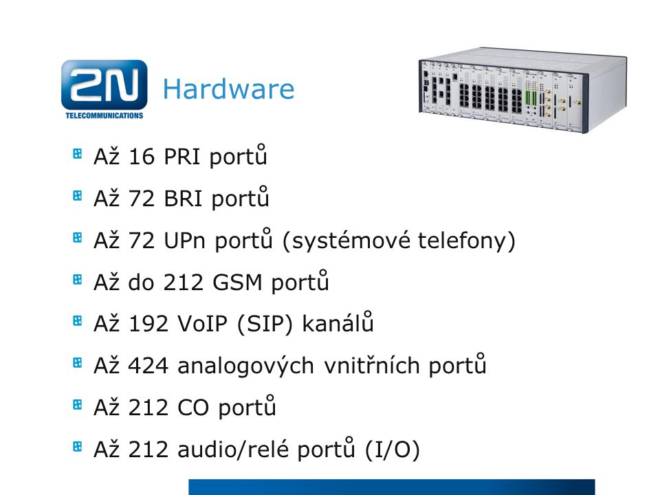 Hardware Digital Ext.