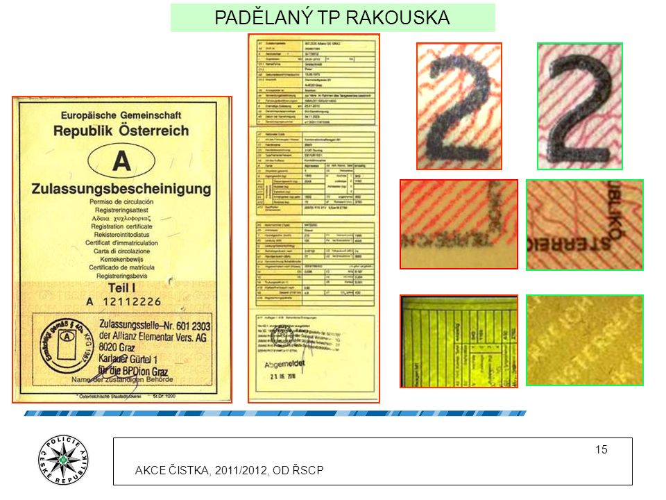 15 PADĚLANÝ TP RAKOUSKA AKCE ČISTKA, 2011/2012, OD ŘSCP