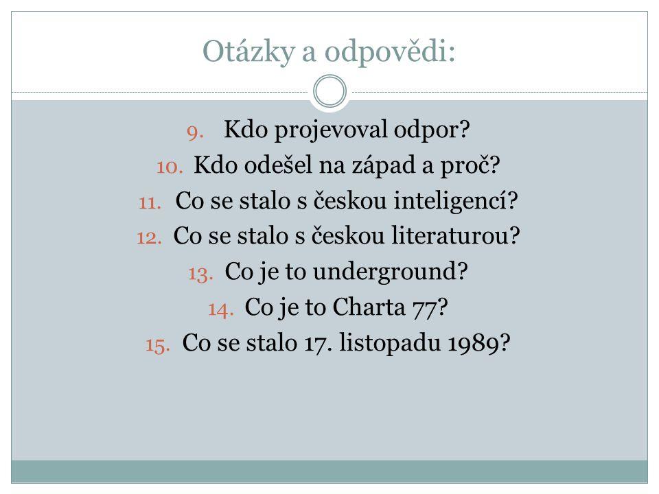 11.Co se stalo s českou inteligencí.