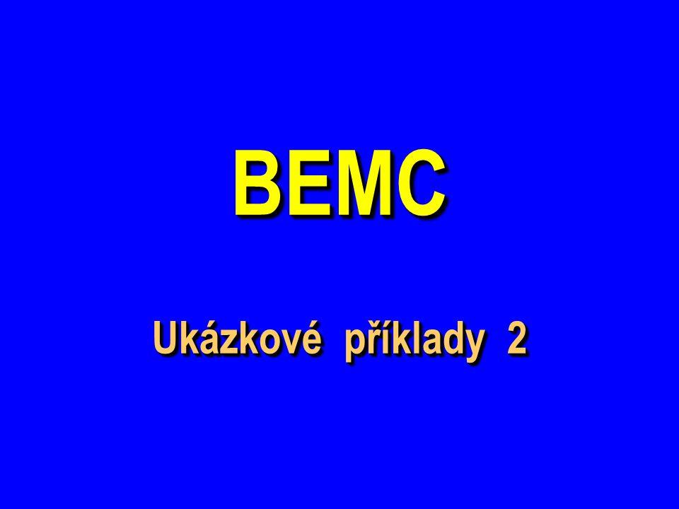 BEMC Ukázkové příklady 2 BEMC