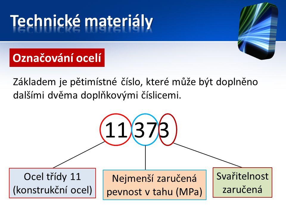 Základem je pětimístné číslo, které může být doplněno dalšími dvěma doplňkovými číslicemi.