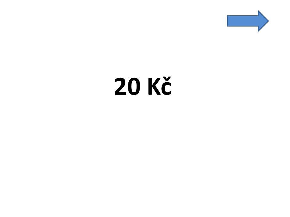 20 Kč