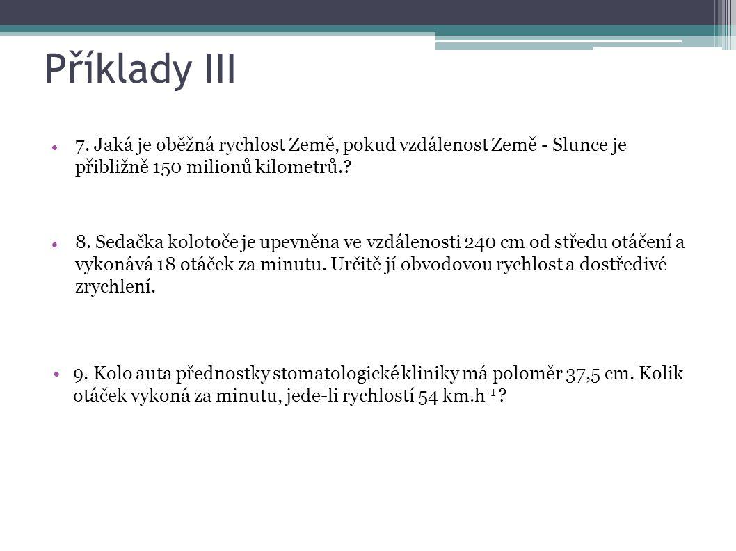 Příklady III 7.