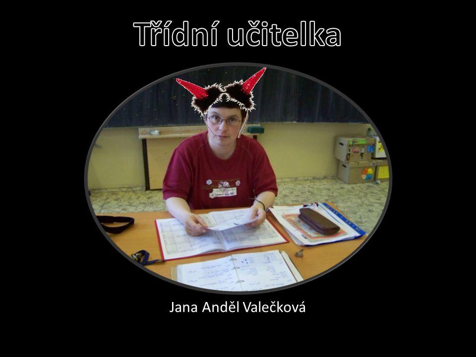 Jana Anděl Valečková