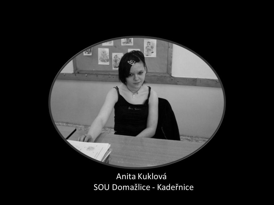 Anita Kuklová SOU Domažlice - Kadeřnice