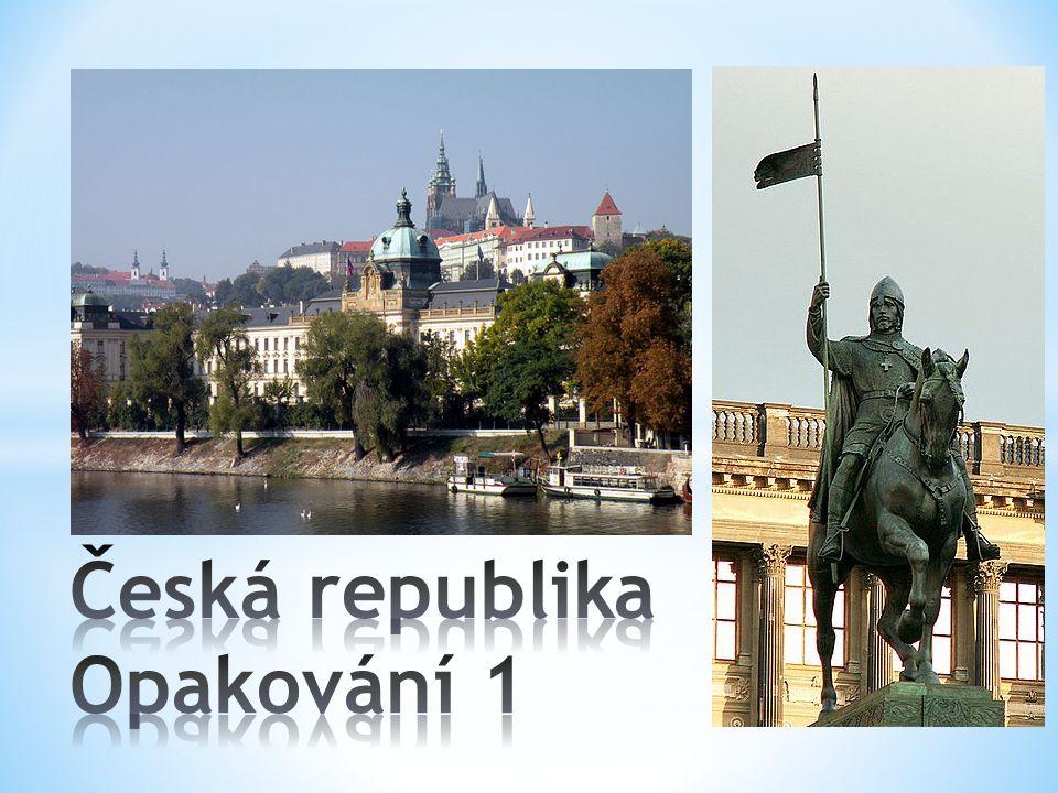 1.Správný a úplný název naší vlasti je a)Československo b)Česká republika c)Česko