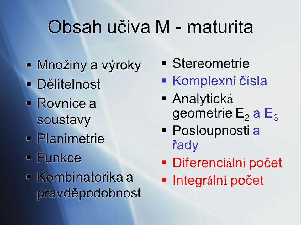 ŠVP 1 - matematická třídaIIIIIIIVCelk Český jazyk a literatura333413 (+1) Cizí jazyk 1444416 (+4) Cizí jazyk 2333312 (+0) Matematika666624 (+14) Fyzika3333 Chemie222,5- Biologie222,5- Zeměpis22-- Dějepis222- ZSV-222 ICT22--4 (+0) Hudební a výtvarná výchova22--4 (+0) Tělesná výchova22228 (+0) Volitelné předměty--2810 Celkem333532 132 41 (+5)