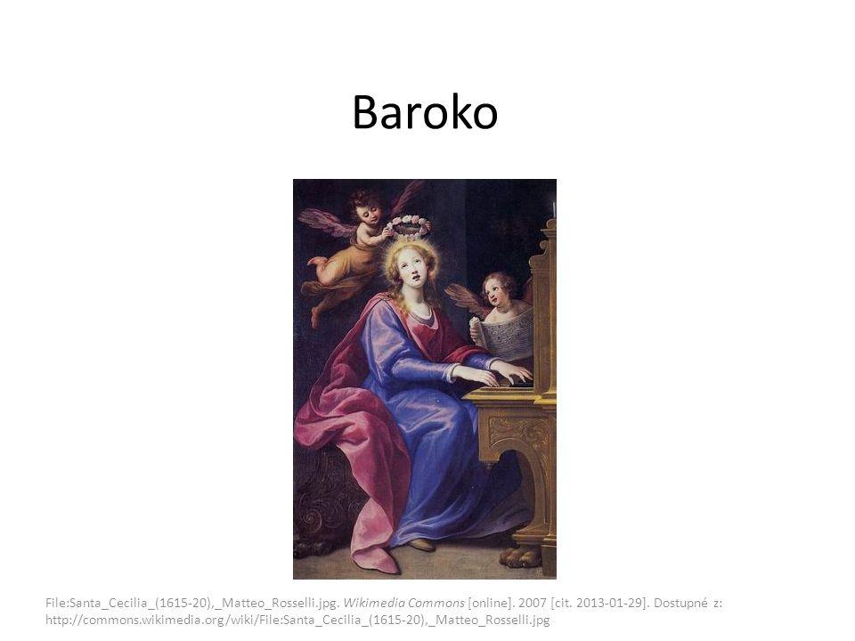 Baroko File:Santa_Cecilia_(1615-20),_Matteo_Rosselli.jpg.