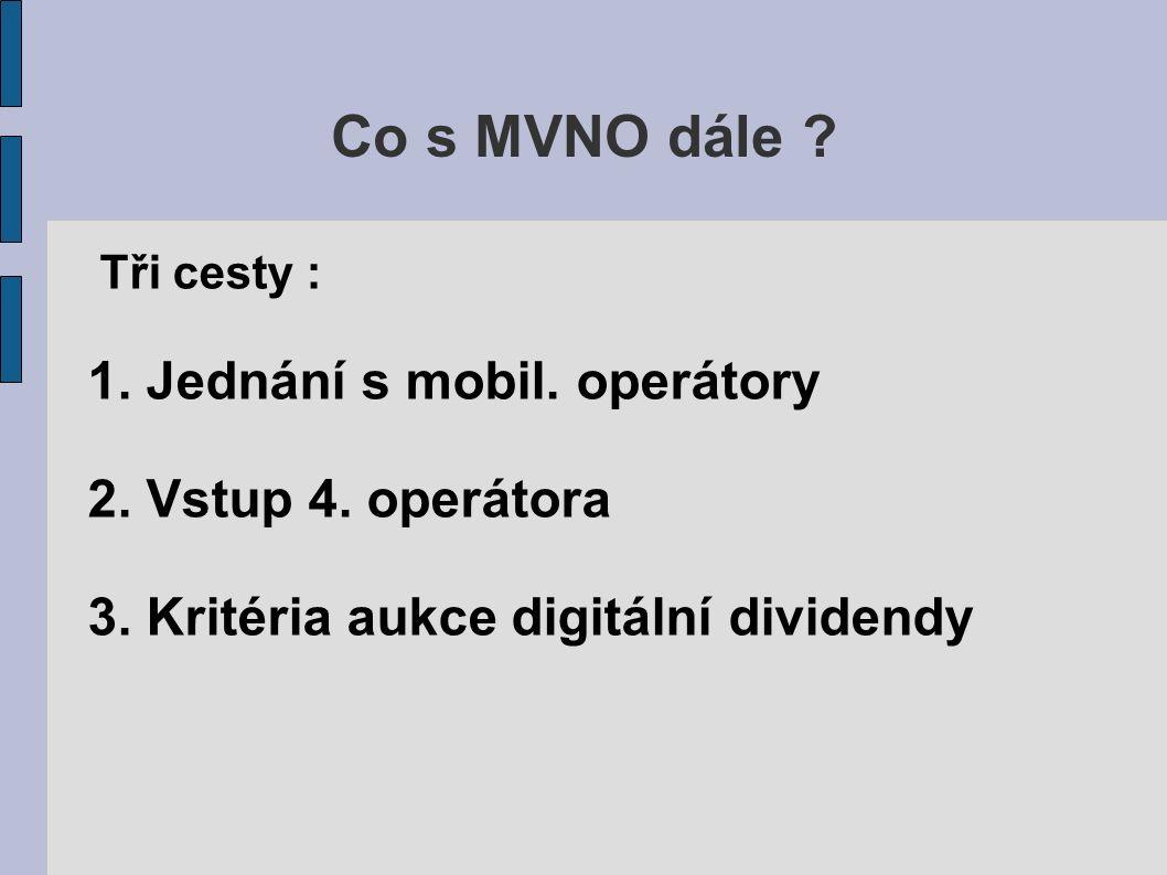 Další aktivity klastru Jen MVNO je málo Klastr se stává obecnou asociací Zájemci sekretariat@telco-klastr.cz