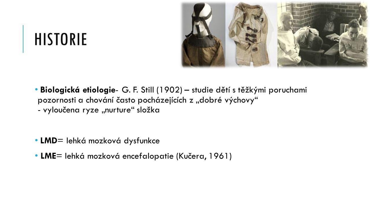 HISTORIE Biologická etiologie- G.F.