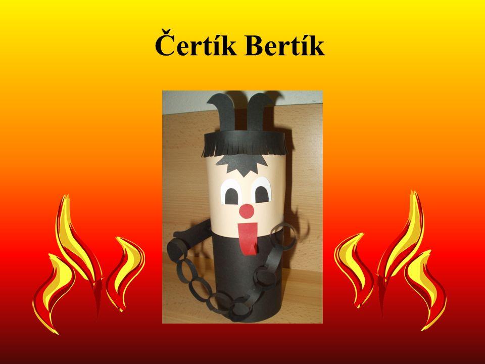 Čertík Bertík