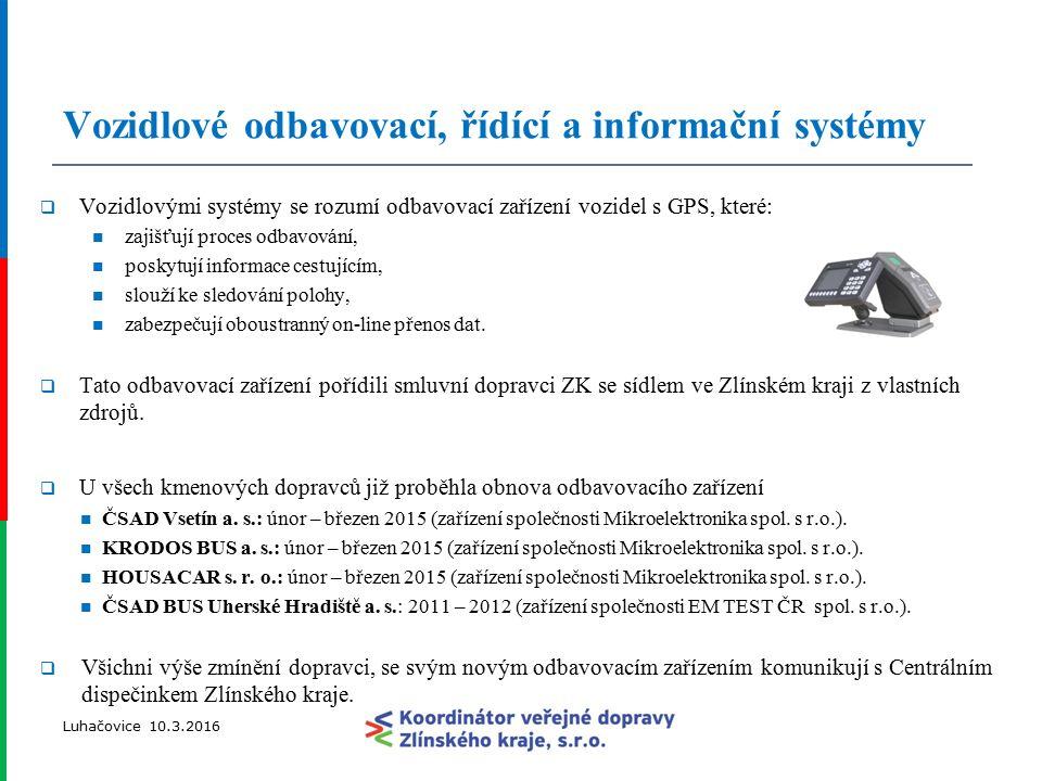 Elektronické informační panely  Dodavatelem byl vybrán na základě výběrového řízení Ing.