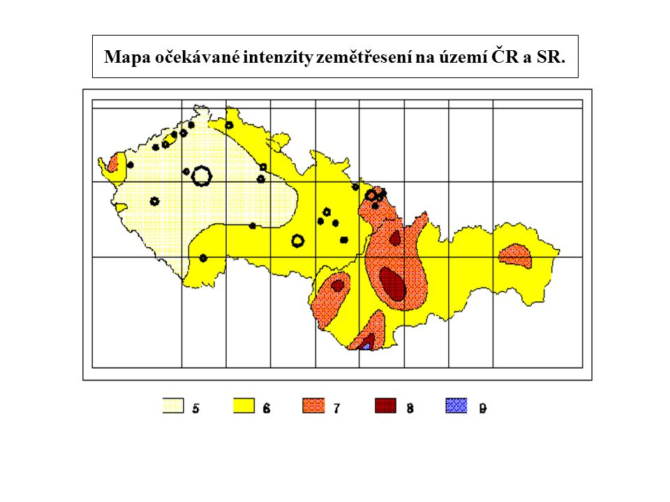 Test 1.Jakými druhy vlnění mohou postupovat seismické vlny .