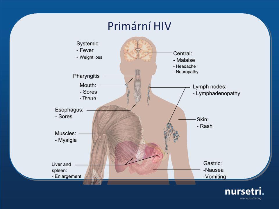 Primární HIV